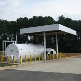 Dorothea Dix Campus Vehicle Fueling Station – Raleigh, NC