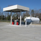 Sanderson Farms Feed Mill Vehicle Fueling Station – Kinston, NC